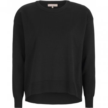 Soft Rebels Strickpullover, schwarz
