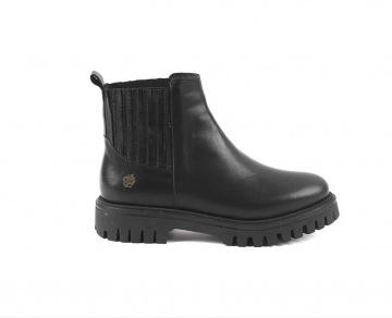 Apple of Eden Rayane Casual Chelsea Boot schwarz
