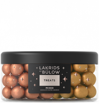 Lakrids by Bülow Treats Mixed
