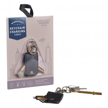 Gentlemens Hardware Keychain Charging Cable...