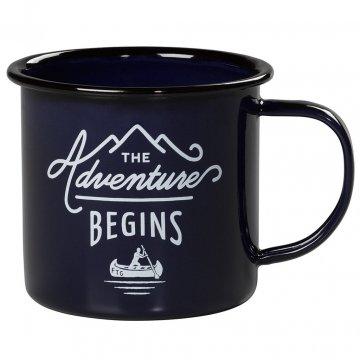 "Gentlemens Hardware Enamel Mug Emaille Becher ""The..."