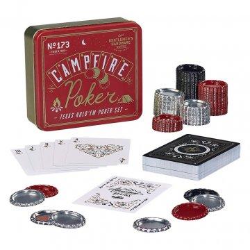 Gentlemens Hardware Campfire Poker Set