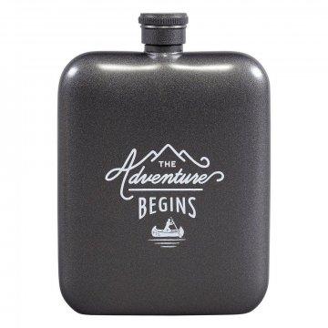 Gentlemens Hardware Hip Flask Flachmann 180ml