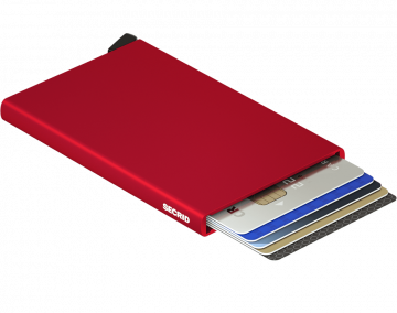 Secrid Cardprotector Red rot