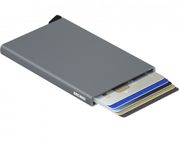 Secrid Cardprotector Titanium Color anthrazit