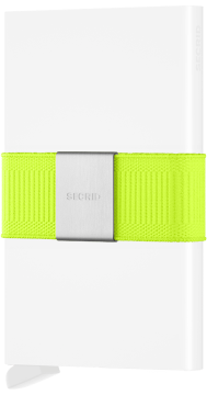 Secrid Moneyband Neon Yellow neongelb