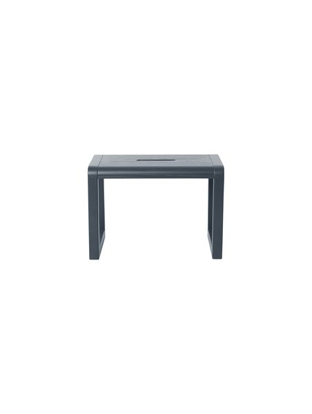 Ferm Living Little Architect Hocker, Dark Blue