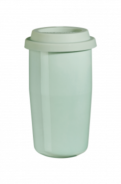 ASA Thermobecher mint mit Deckel, mint 0,35 l