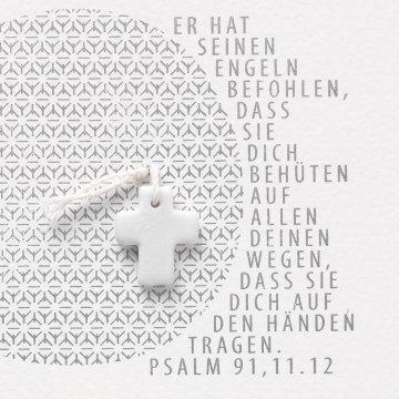 """Räder Klappkarte Taufkarte """"Zur Taufe"""" mit..."""