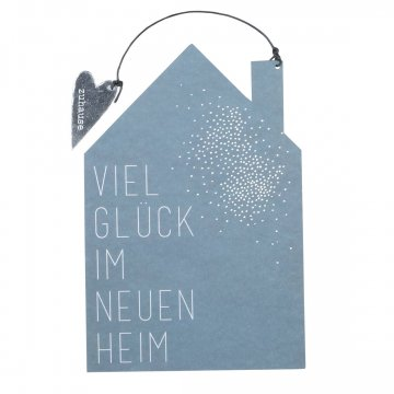"""Räder Formkarte """"Viel Glück im neuen..."""