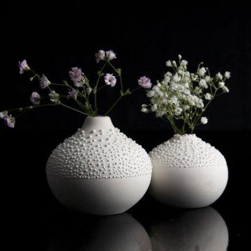 Räder ZUHAUSE kleine Perlenvase Design No.2 6,5cm...