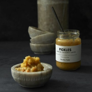 Nicolas Vahé Pickles Remoulade Gourmet Sauce 150 g
