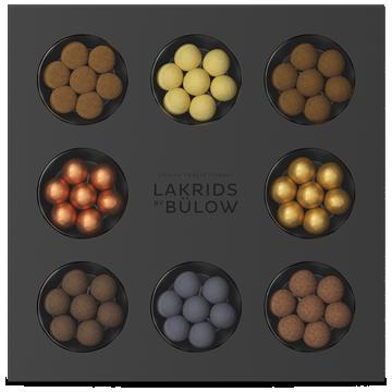 Lakrids by Bülow Selection Box 375 g
