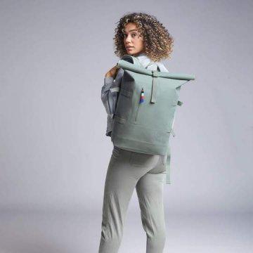 GOT BAG Rolltop Backpack Rucksack, Reef hellgrün