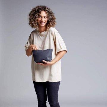 GOT BAG Showerbag Kulturtasche, schwarz