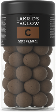 Lakrids by Bülow Regular C - Coffee Kieni