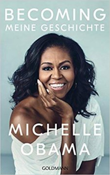 """Buch - Michelle Obama """"Becoming"""""""