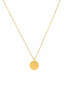 iCrush Kette Pure gold
