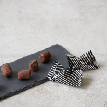 Nicolas Vahé Chocolate Truffles with Pistacchio...