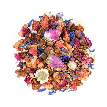TaTeeTaTa Statt Blumen, Früchteteemischung: Erdbeer...