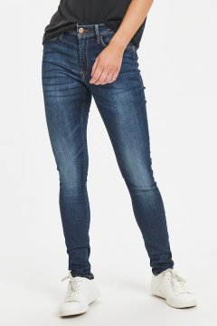 ICHI Jeans IHERIN medium blue